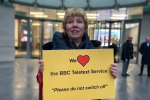 BBC Red Button Teletext Saved from Switch Off