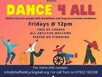 Get Into the Groove at Our Dance 4 All Sessions