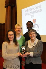 Could you be a Panel Member for the Dignity Awards?