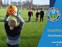 Become a Member of the Disability Football Development Group