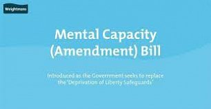 Human Rights Outrage of Mental Capacity Amendment Bill