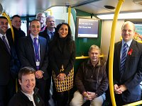 What do you think of the new 'talking buses' in Sheffield?