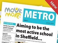 Move More Metro: May Edition