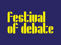 Festival of Debate 2021 is  Live