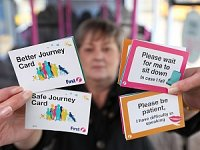 First South Yorkshire Relaunch 'Safe Journey' Cards