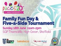 Paces Family Fun Day & Five-a-Side Football Tournament
