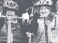 Tuesday Cycling Session Volunteers Needed