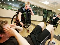 Free Training for Disabled People to become Gym Instructors