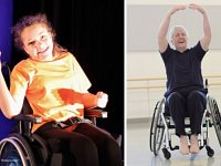 Northern Ballet's specialist wheelchair dance programme returns