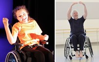 Northern Ballet In Motion: Dance Classes for Wheelchair Users