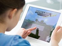 Help with Minecraft Research for ipad Prize Draw