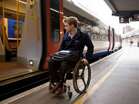 DPTAC warned staff-less trains and stations 'toxic' for disabled people