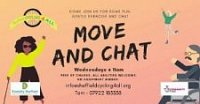 Move & Chat with Sheffield Cycling 4 All