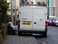 Consultation Over Pavement Parking Ban Plan