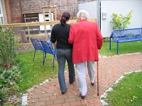 Short-term Care for Older People Survey Analysis