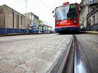 Supertram Rail Replacement - Suspensions to Service
