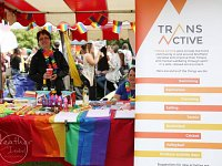 Trans Active: Sport and Fitness for the Sheffield Trans Community