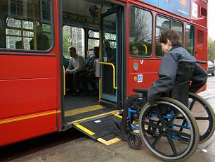 Bus Access For Wheelchair Users Update